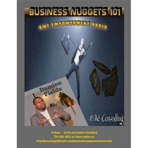 Business Nuggets 101 with Damien Field of HME Consulting