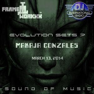 MKaJa Gonzales - FRAME WORKXX EVOLUTION SETS 7: March 13, 2014