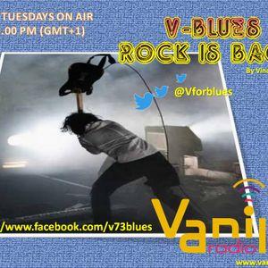 03a1 V-Blues. Rock is Back! - www.vanillaradio.it - Puntata 3 - 18/11/2014