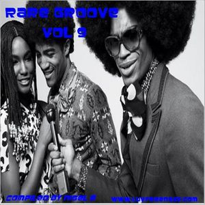 NIGEL B (RARE GROOVE 09)(MALE VOCALS)