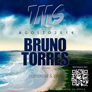 1Million Sounds – Agosto 14 (Bruno Torres)