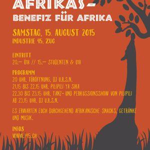 """Daily Radio am 14.08.15: Interview mit Tamara und Michelle zum Benefiz Event """"Die Farben Afrikas"""""""