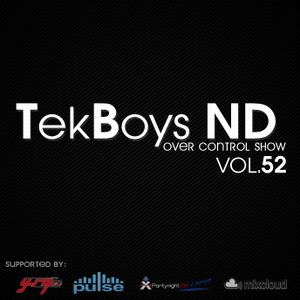 TekBoys ND - Over Control Vol.52