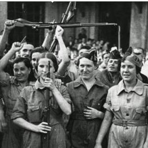 Homenatge als assassinats per Franco. El cas de Conxa Guillen.