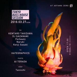 This is Bass House VOL.07 mixed by Kentaro Takizawa