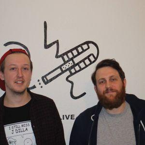 Limbo Radio: Bobby James & Horace James 17th January 2017