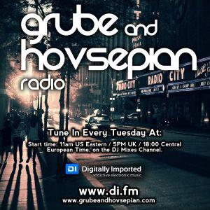 Grube & Hovsepian Radio - Episode 116 (18 September 2012)