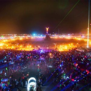 Burning Man Mix