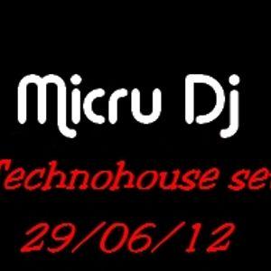 Technohouse Set 29/06/12