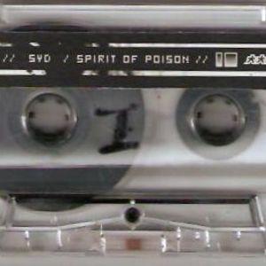 DJ S.Y.D « Spirit of poison » - Peace Off mixxxtape01 Bside (2002)