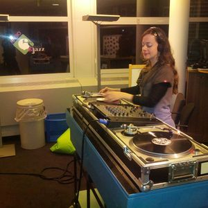 20121125 DJ-Set Esther Duijn at Wicked Jazz Sounds on Radio 6
