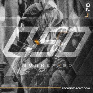 Technomacht podcast #78 - Knartz b2b DAGZ @BUNKER-50 -12.02.2021