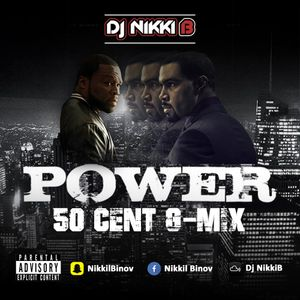POWER - 50 Cent Mega Mix By DJ NIKKI B