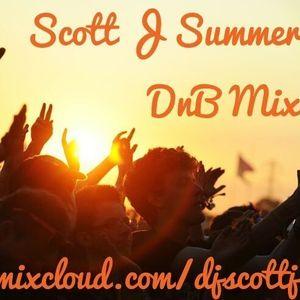 Scott J Summer DnB Mix