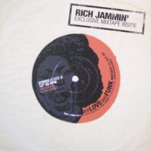 WeLOVEweFUNK mixtape vol.3 w/ Rich Jammin