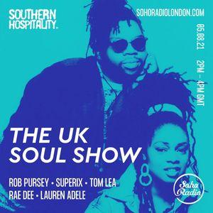 Southern Hospitality presents The Regulator - The UK Soul Show (04/08/2021)