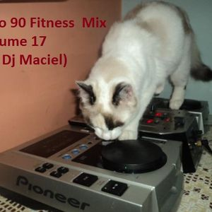 Euro 90 Fitness  Mix Volume 17 (By Dj Maciel)