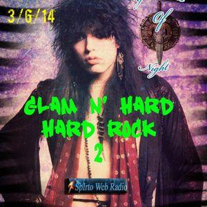 Guardians Of Night -Glam N' Hard-Hard Rock #2 3/6/14 Spirto Web Radio @