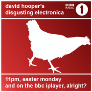 David Hooper's Disgusting Electronica - 13 Apr 09