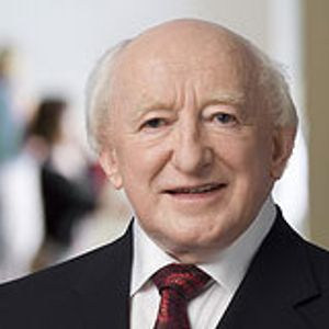 The Alumni Hour with Michael D Higgins