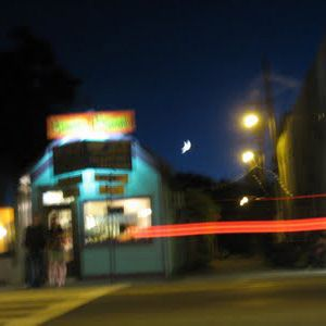 Sticky Summer Night Streets