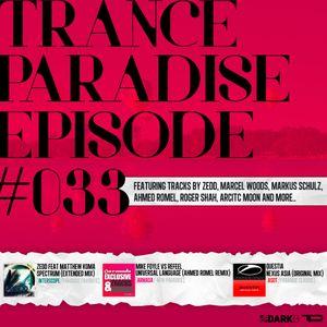 Trance Paradise Episode #033 (15-07-12)