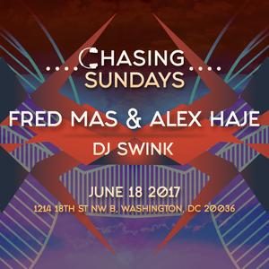 Live at Chasing Sundays - Part 1 - 2H30Min - Twin Set - 6-18-2017