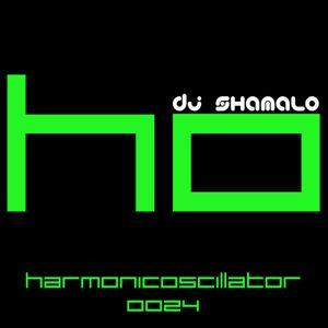 HarmonicOscillator#0024 : Dub Techno