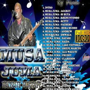 Dj Pink The Baddest - Musa Juma Tribute Mixtape by DJ PINK