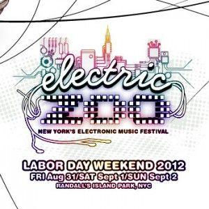 Flux Pavilion & Doctor P - Live @ Electric Zoo 2012, Nova Iorque, E.U.A. (02.09.2012)