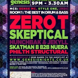 Drum & Bass Weekly (Live) #007 (Genesis Warm Up)