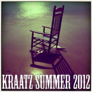 Kraatz Vinyl Mix - Sommer 2012