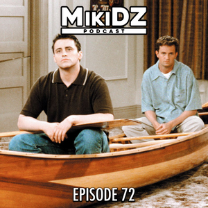 MikiDz Podcast Episode 72: Read The Room-mate