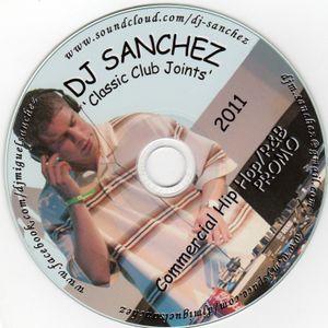 DJ Sanchez - Classic Club Joints Promo