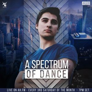 Anske - A Spectrum Of Dance 027
