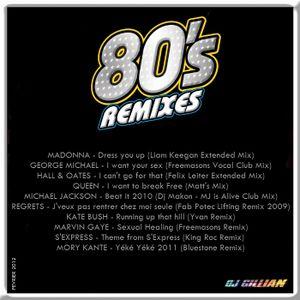CLUB 80'S REMIXED