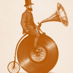 Pedaler's Spin Class 008  Vinyl Only
