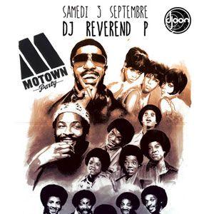 Dj Reverend P @ Motown Party, Djoon Club, Saturday September 3rd, 2016