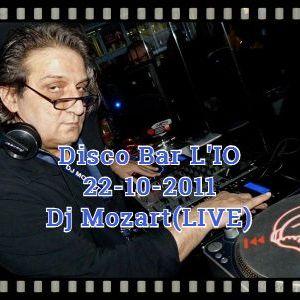 Disco Bar L'IO 22-10-2011 Dj Mozart (LIVE)