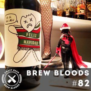 Brew Bloods 82 - Buffalo Bayou Brewing Feliz Navidad Gingerbread Stout