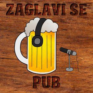 Emisija Zaglavi se Pub S01E06 - Podgorica na pjenu od dojča i Eva Grin voli da se skida