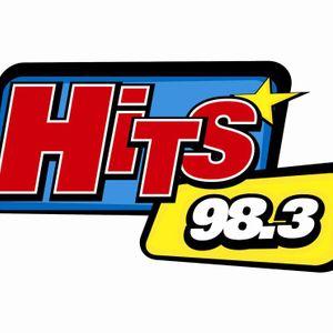 DJUAN @ HITS FM 98.3 Cd.Cuauhtemoc, Chih. (lo que se toco el 22 de sep)