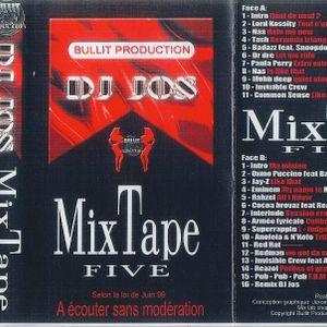 DJ JOS MIXTAPE 5 side A