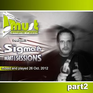 Dj StergiosT. aka Sigma Pr - HBS 26 October @ Radio MUST (Athens Greece) Part2