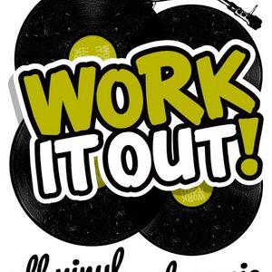 Work it Out Vol. #3 - Mantis & Famous Lee