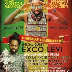 H.I.M. 124th Earthlight Show PromoMix :: 7/21 :: feat. Kabaka Pyramid & Exco Levi