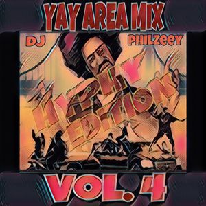 YAY AREA MIX (HYPHY EDITION) Vol. 4