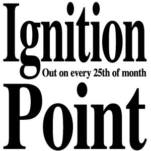 BLACK EDGE (haL) - A Happy New Ghettoblaster!! : Ignition Point ep.18 (January 2011)