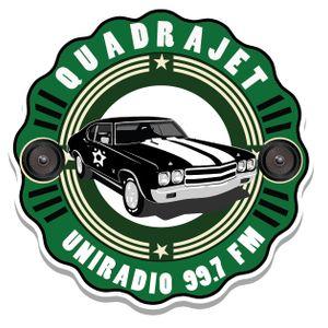 QUADRAJET - UNIRADIO 99.7 FM - 23  SEPTIEMBRE 2016