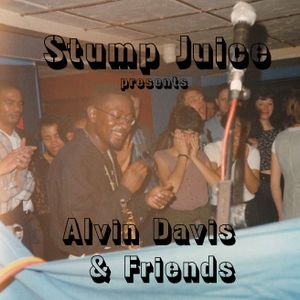 Stump Juice presents: Alvin Davis & Friends, Feb 1995